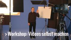 Workshop: Videos selbst produzieren