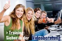 Training: Sicher in der Videoberatung